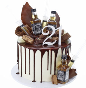 Jack Daniels Drip Cake Priced From 9900