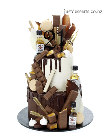 Jim Beam Drip Cake Priced From 32500